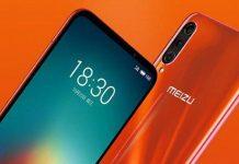 Meizu 16T Daylight Orange