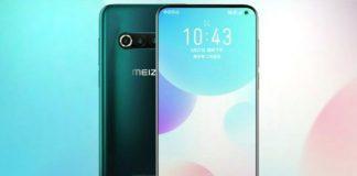 Meizu 17 Concep